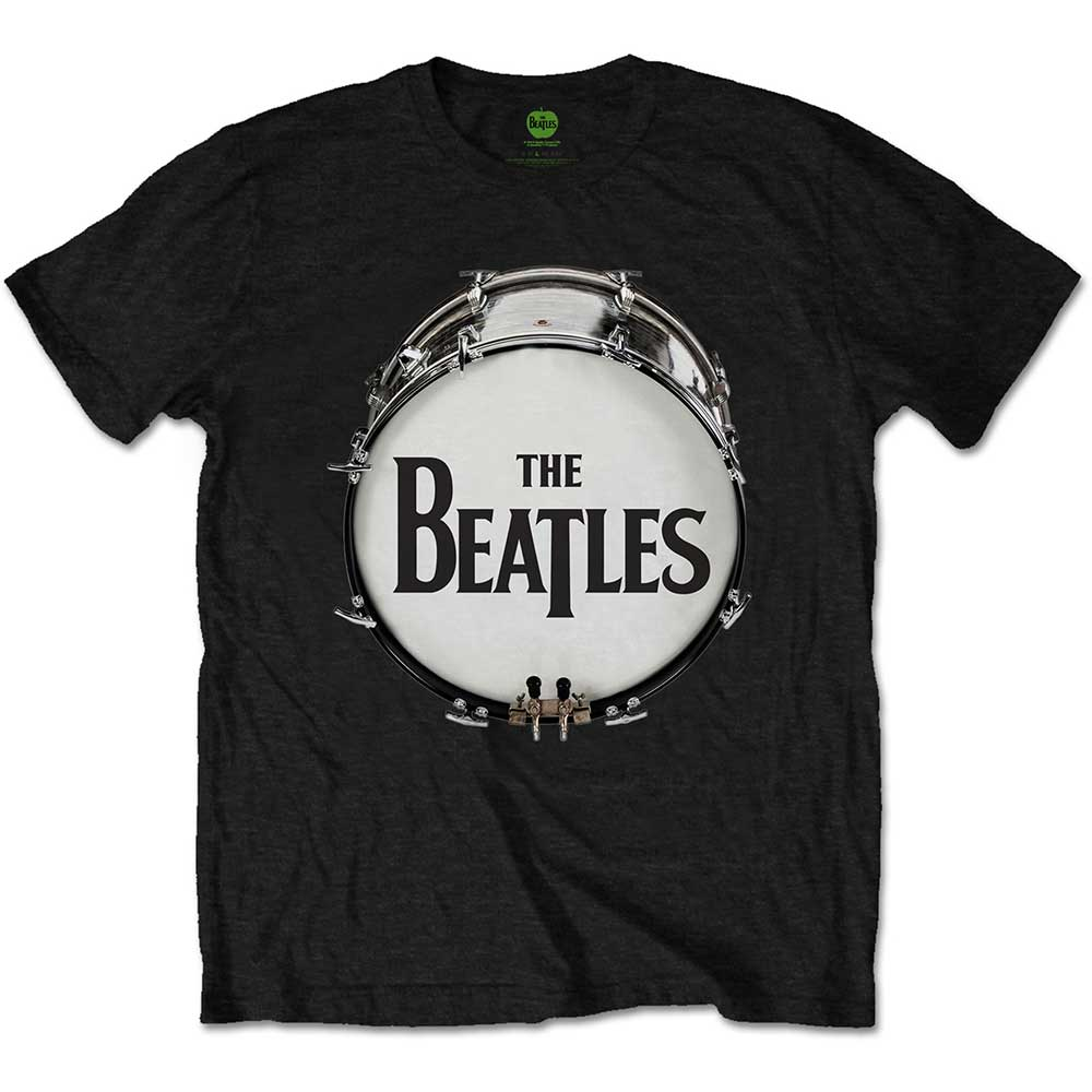 Beatles - Original Drum Skin (Black)