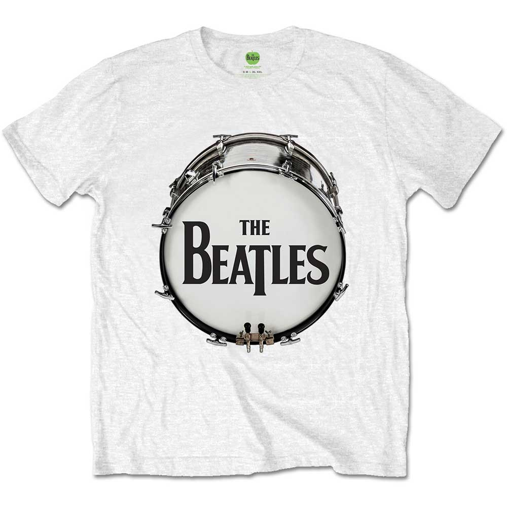 Beatles - Original Drum Skin (White)