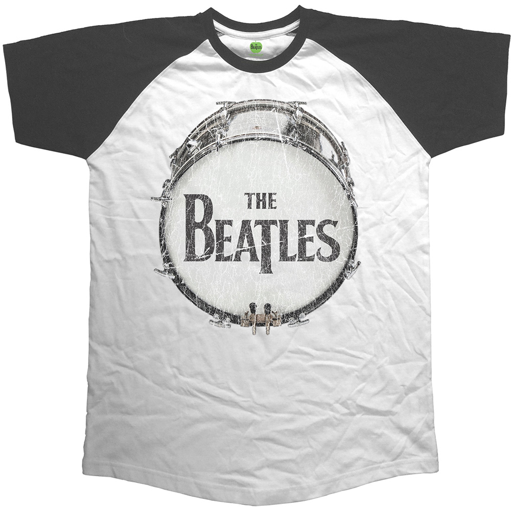 Beatles - Original Vintage Drum (White)