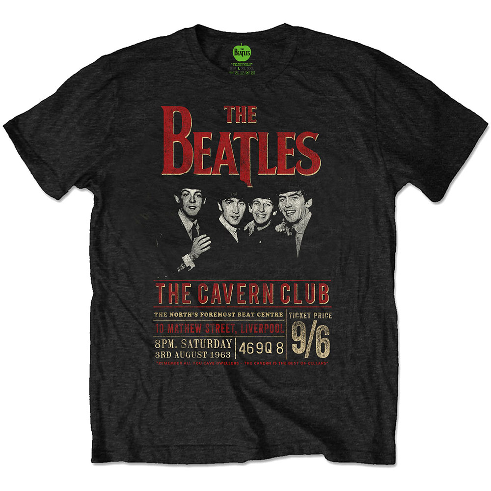 Beatles - Cavern '63 Eco Tee