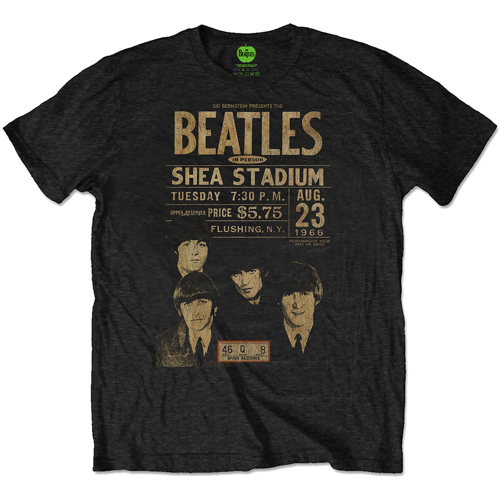 Beatles - Shea '66 Eco Shirt