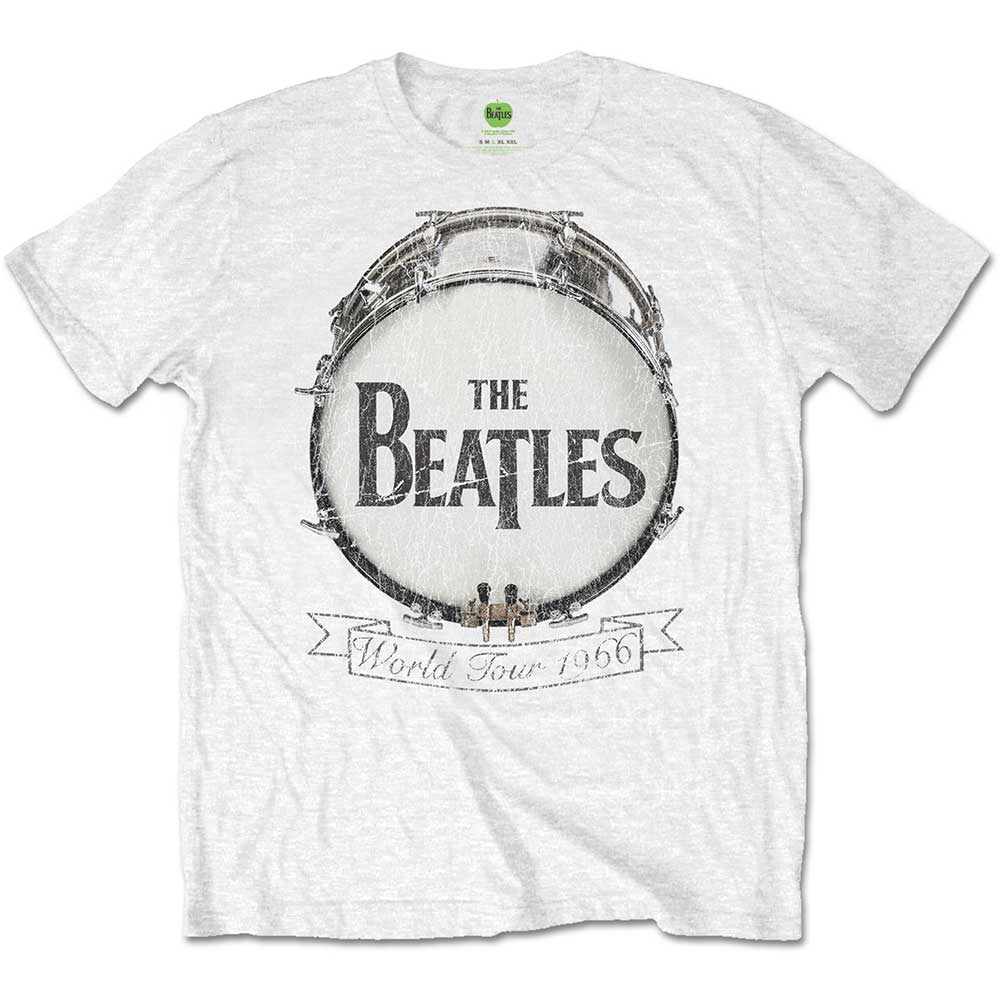 Beatles - World Tour '66 (White)