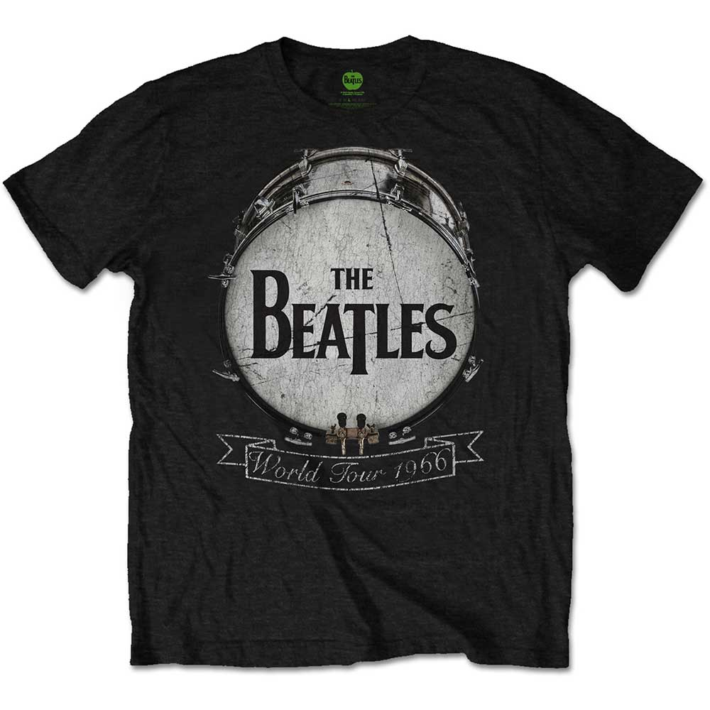 Beatles - World Tour '66 (Black)