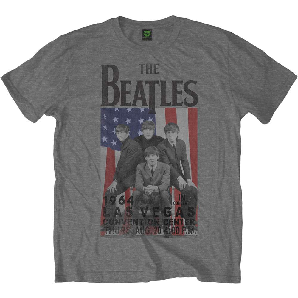 Beatles - Flag / Vegas (Grey)