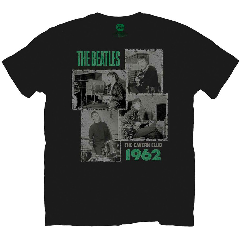 Beatles - Cavern Shots '62 (Black)