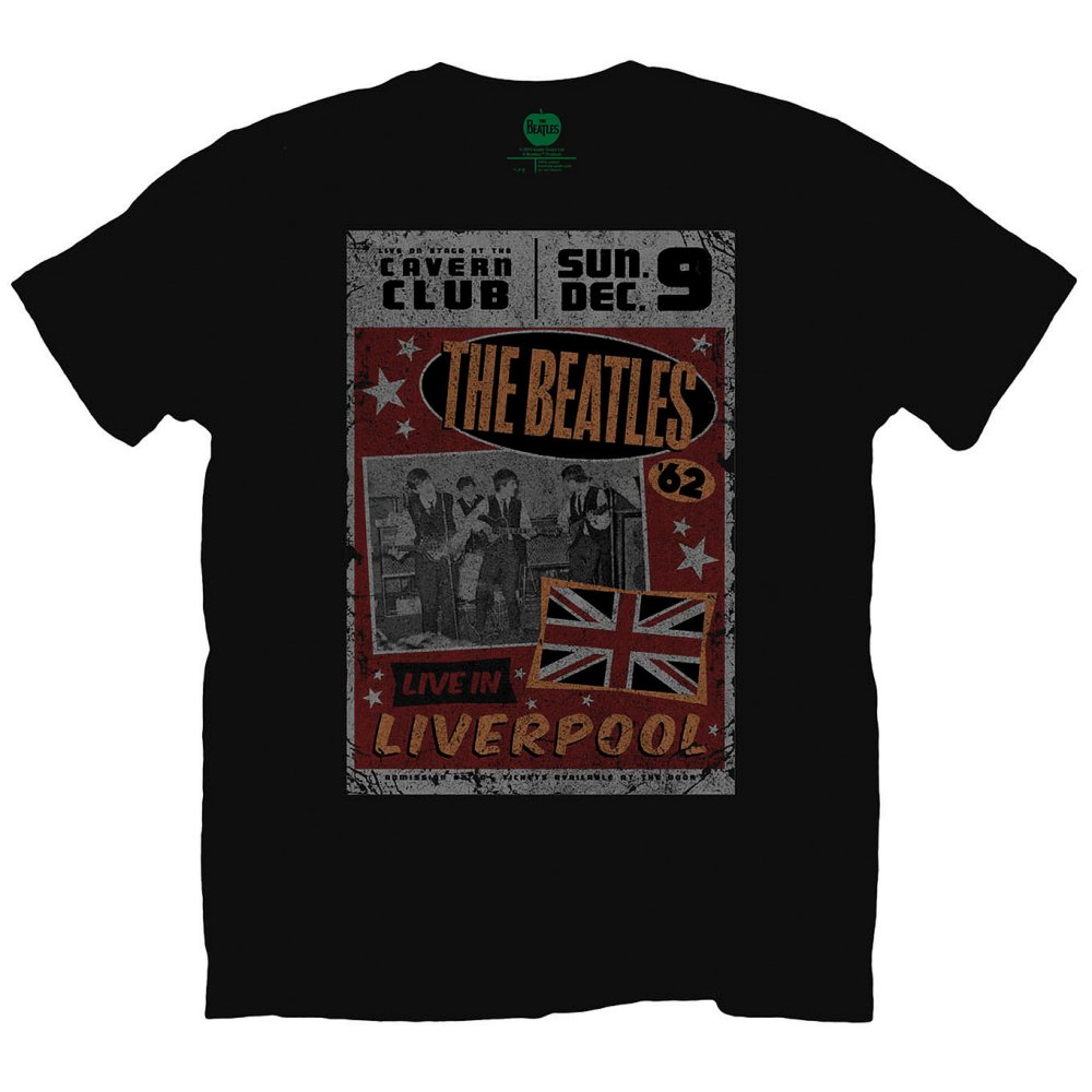 Beatles - Live Liverpool (Black)