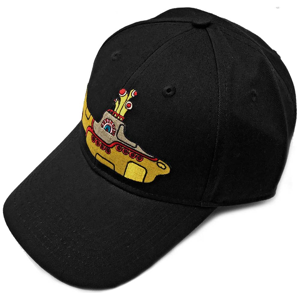 Beatles - Yellow Submarine (Black Baseball Cap)