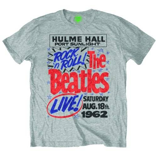 Beatles - 1962 Rock n Roll (Heather Grey)