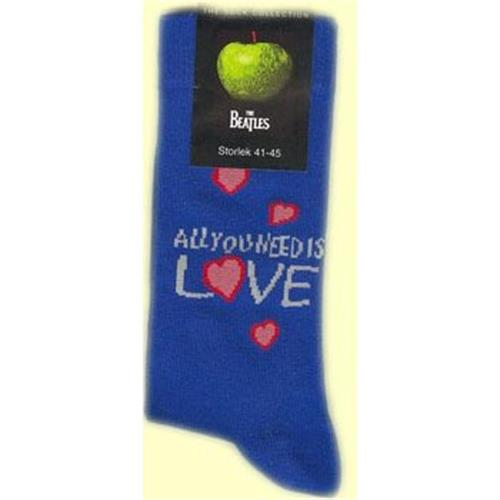 Beatles - All you need is love (UK Size 7 - 11)