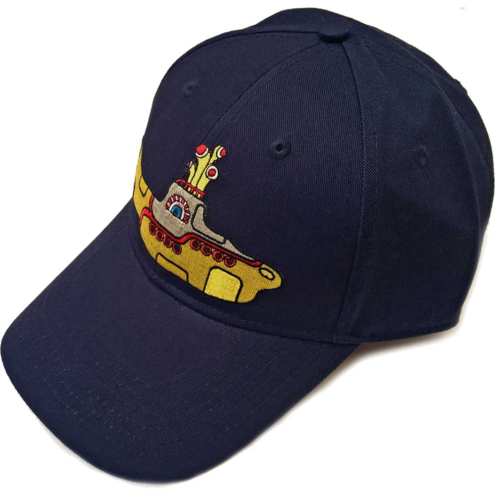 Beatles -  Yellow Submarine (Navy Blue)