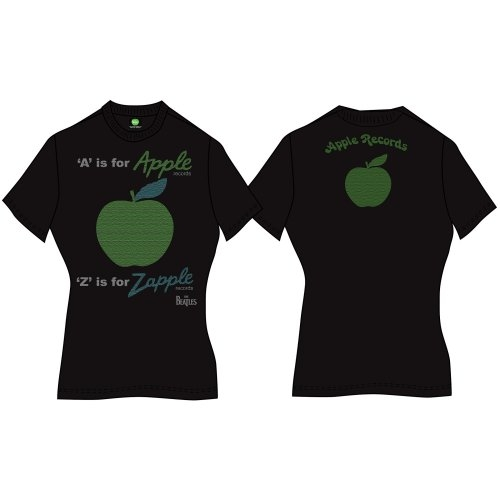 Beatles - A is for Apple (Back Print)
