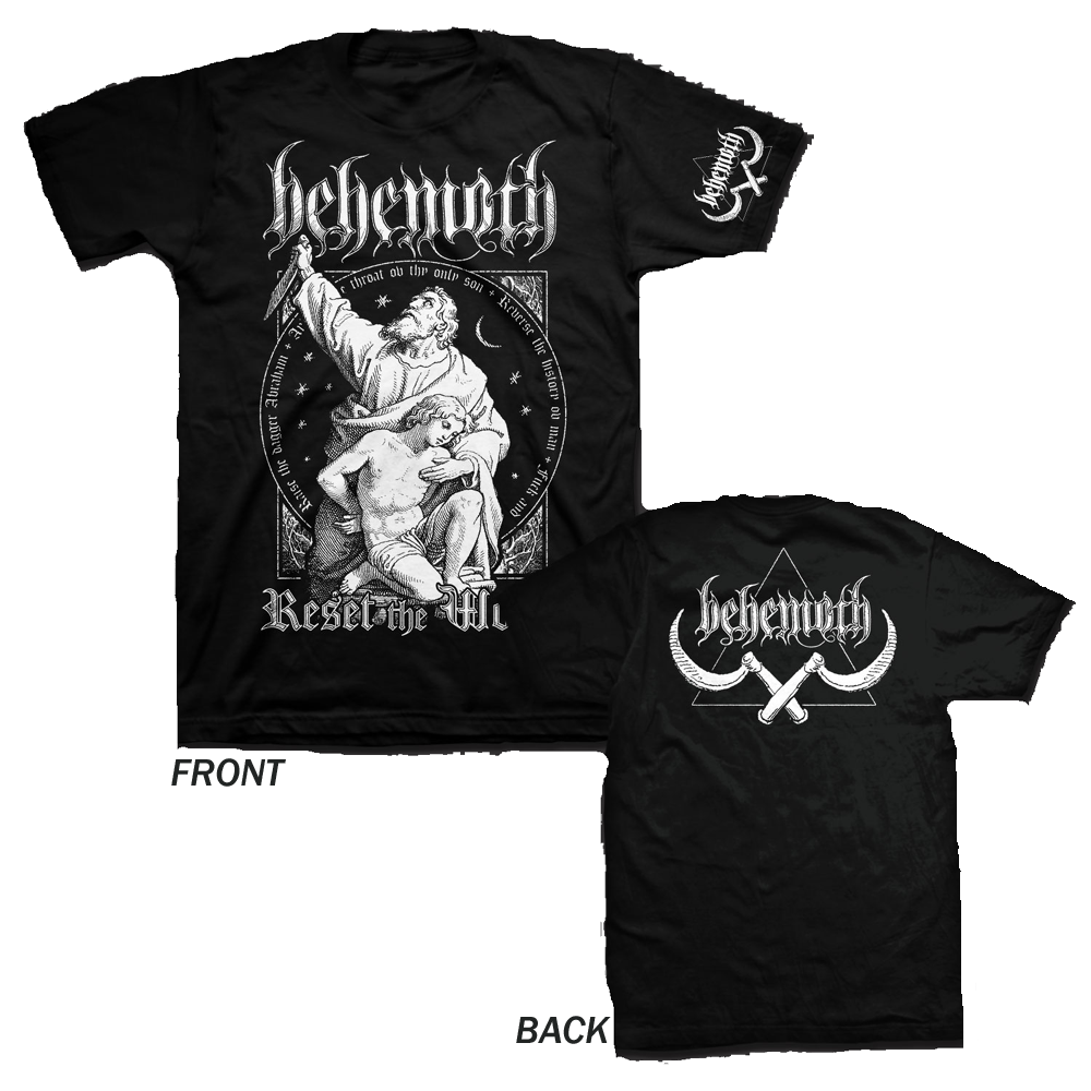 Behemoth - Behemoth Reset (Black)