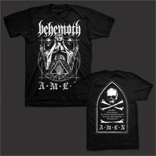 Behemoth - Amen (Black)