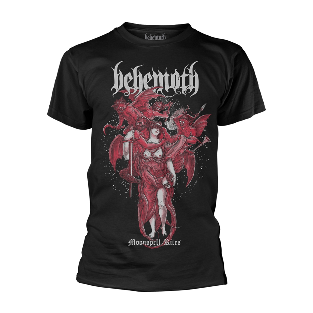 Behemoth - Moonspell Rites