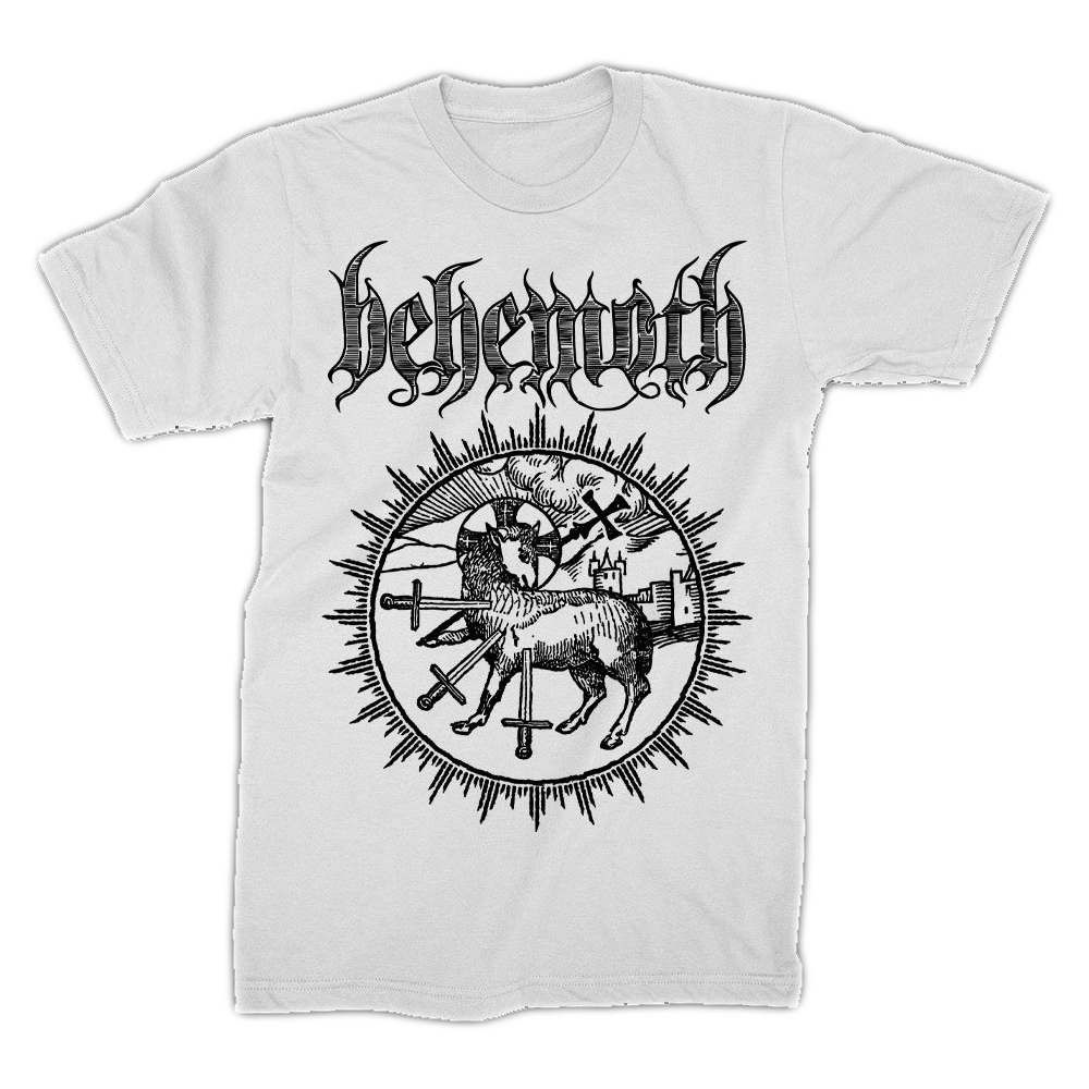 Behemoth - Lamb Sigil (White)