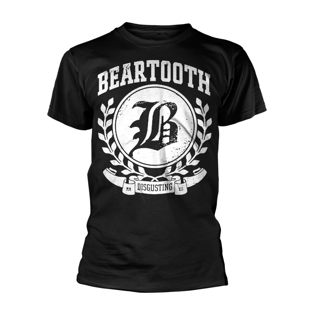 Beartooth - Disgusting (Black)