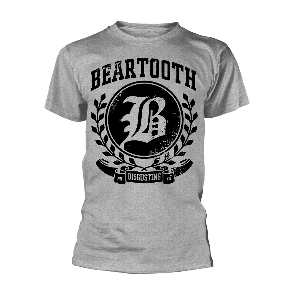 Beartooth - Disgusting (Grey)