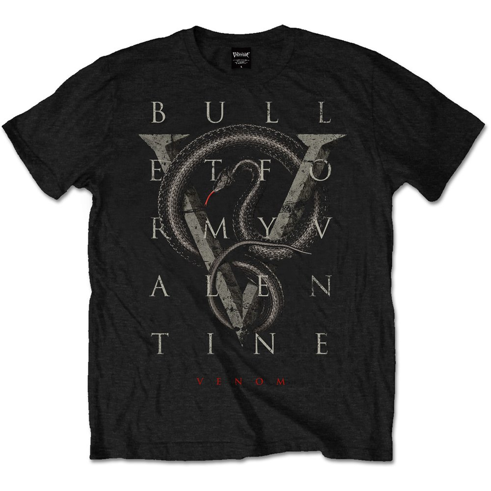 Bullet For My Valentine - V For Venom (Black)