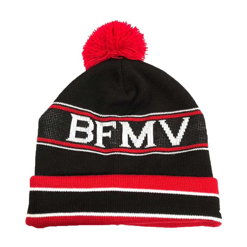 Bullet For My Valentine - Logo Woven Beanie Hat