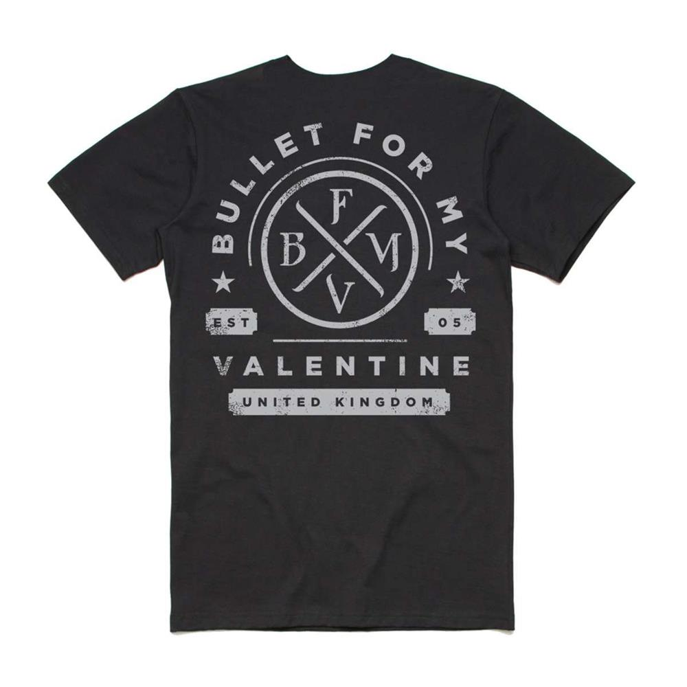 Bullet For My Valentine - BFMV Arched