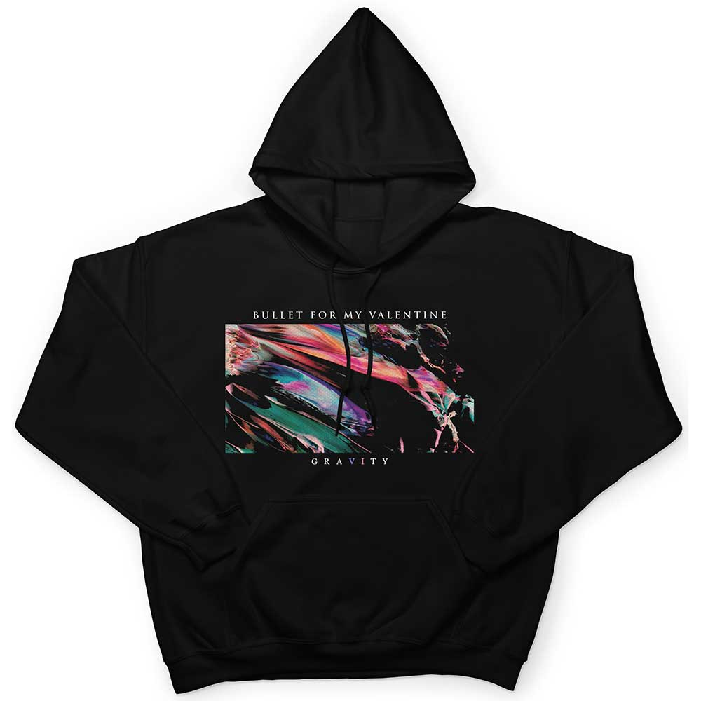Bullet For My Valentine - Gravity (Front Print Only) (Hoodie)