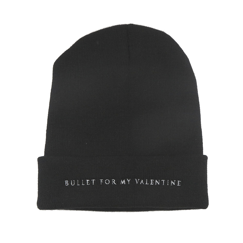 Bullet For My Valentine - Logo Beanie Hat