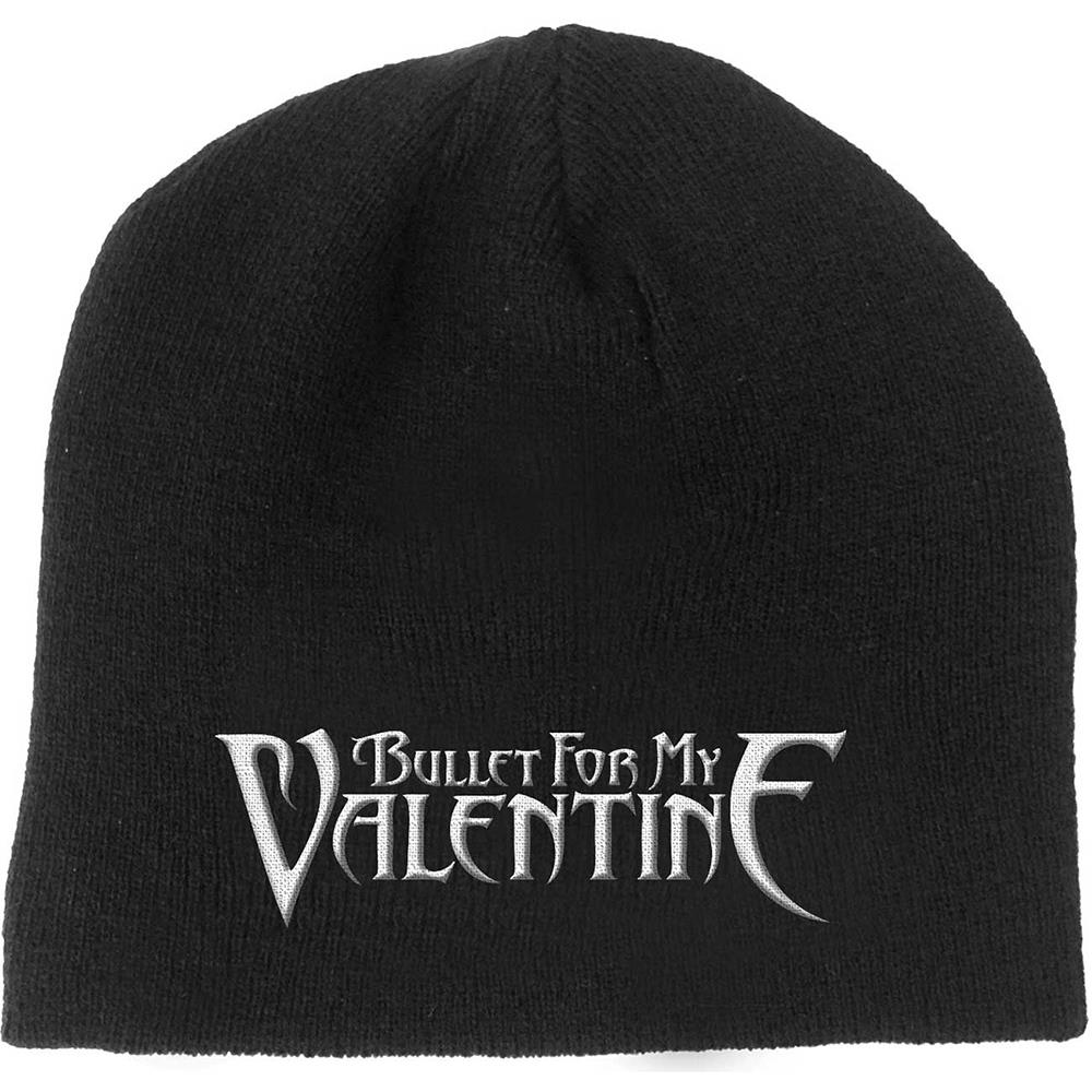 Bullet For My Valentine - Logo (Beanie Hat)