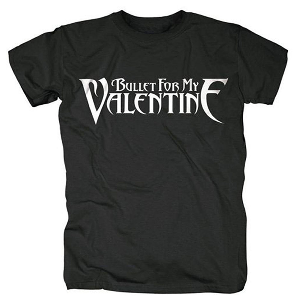 Bullet For My Valentine - Logo Tee