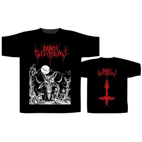 Black Witchery - Upheaval Of Satanic Might (Black)