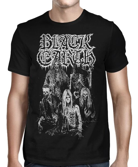 Black Earth - Group Corpses (Black)