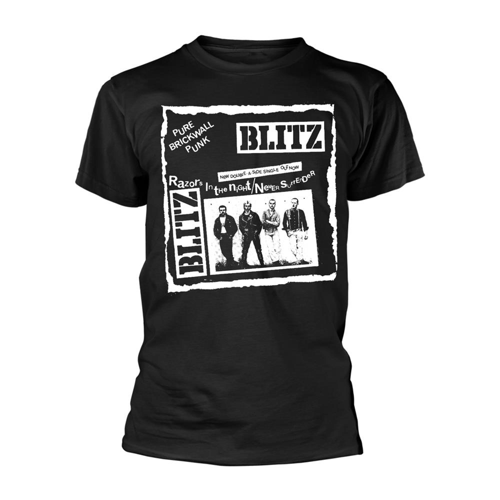 Blitz - Pure Brick Wall (Black)