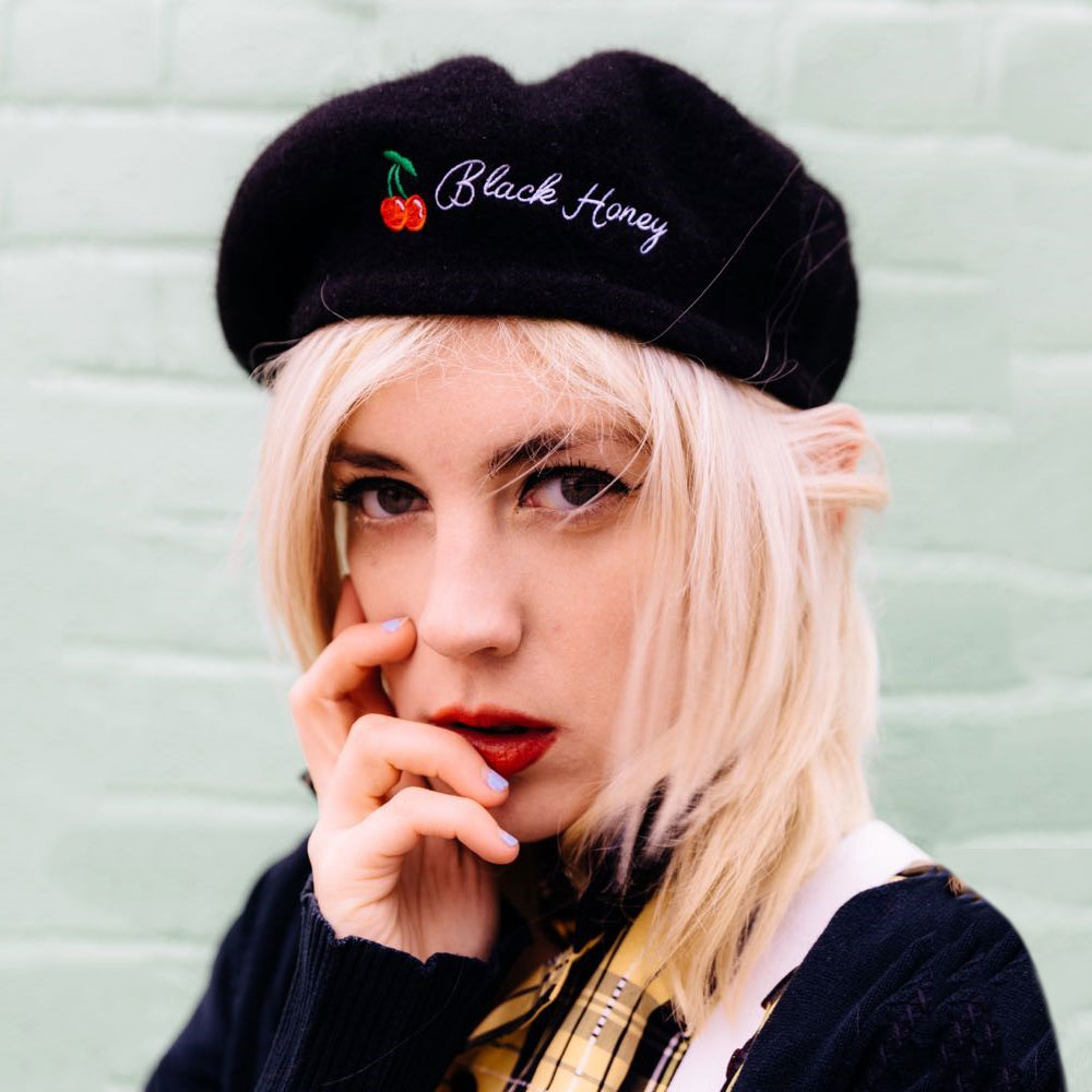 Black Honey - Cherry Beret