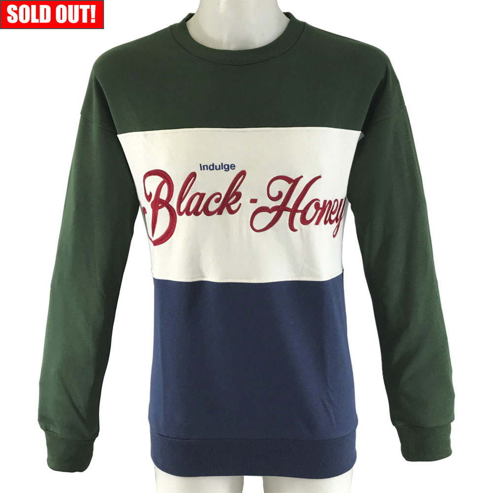 Black Honey - The Racing Sweater