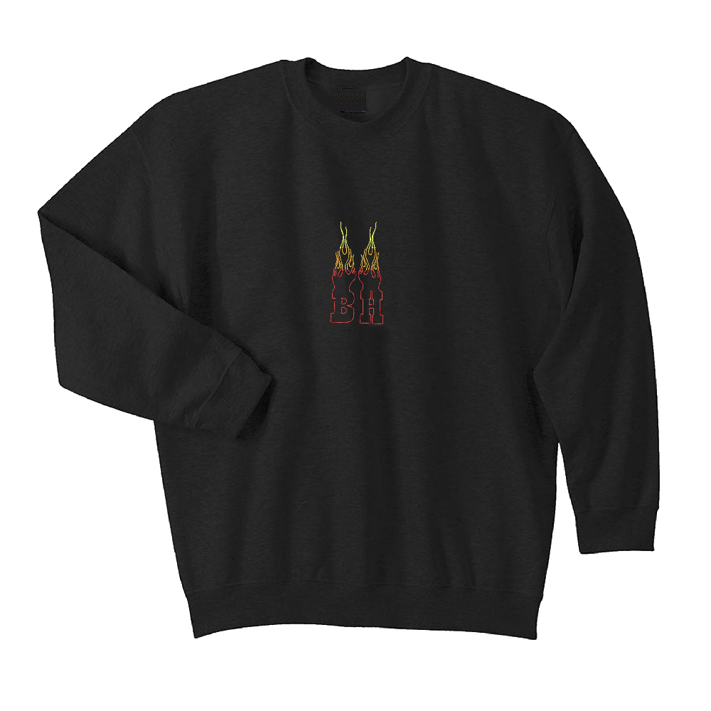 Black Honey - Fire Sweatshirt