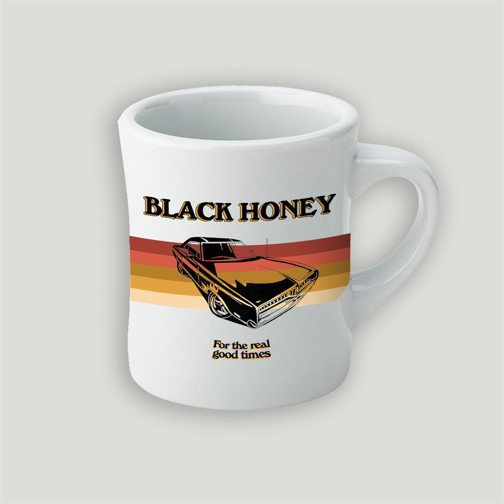 Black Honey - The Collectors Edition – White T Shirt