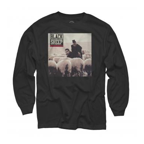Black Sheep - A Wolf In Sheep's Clothing (Longsleeve)