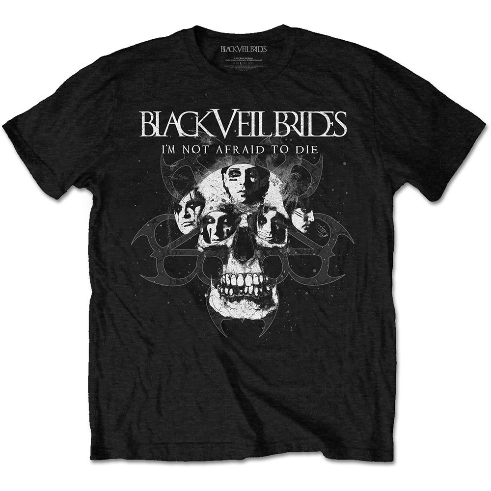 Black Veil Brides - I'm Not Afraid To Die (Black)