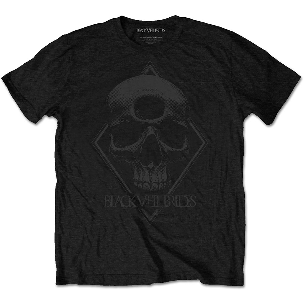 Black Veil Brides - 3rd Eye Skull (Black)
