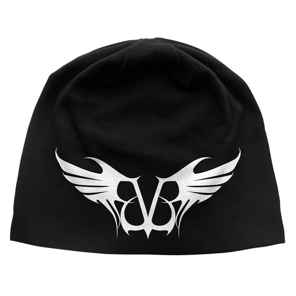Black Veil Brides - Winged Logo (Discharge Beanie Hat)