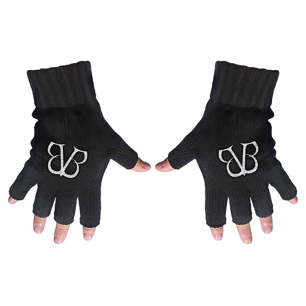 Black Veil Brides - Logo Fingerless Gloves