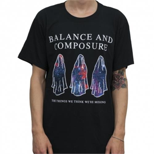 Balance & Composure - Three Ghosts (Black)