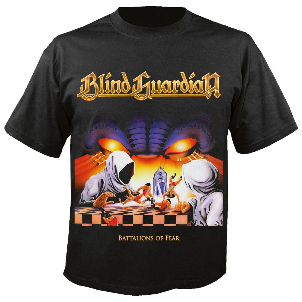 Blind Guardian - Battalions Of Fear Classic