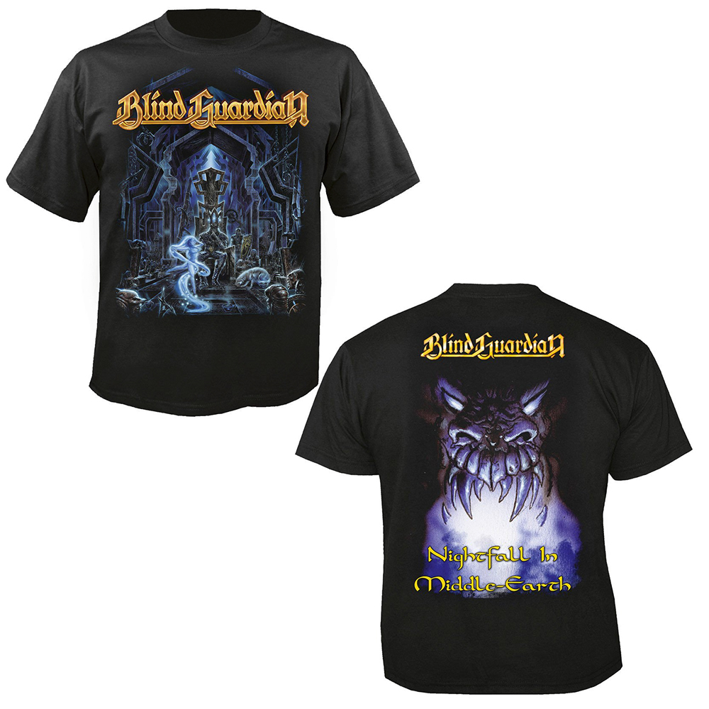 Blind Guardian - Nightfall In Middle Earth  Classic