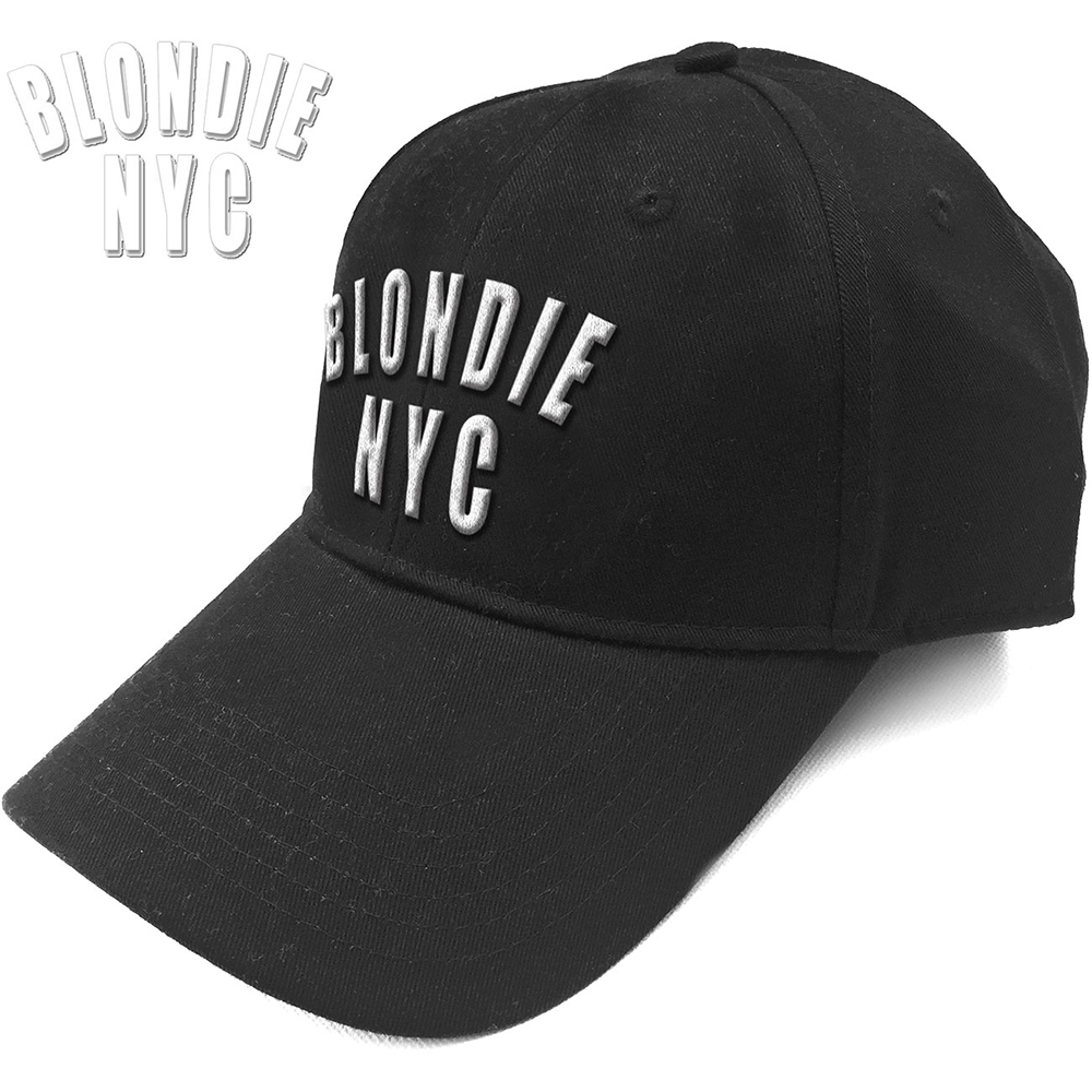 Blondie - NYC Logo (Baseball Cap)