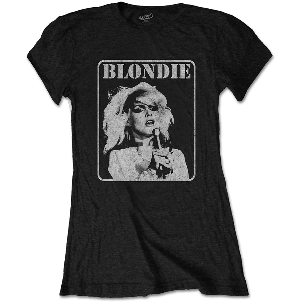 Blondie - Presente Poster (Ladies)
