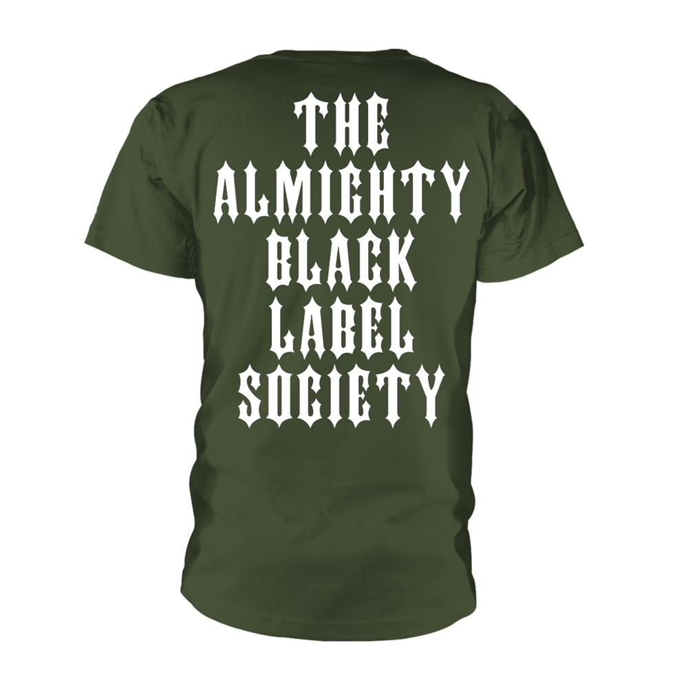 Black Label Society - The Almighty (Olive)