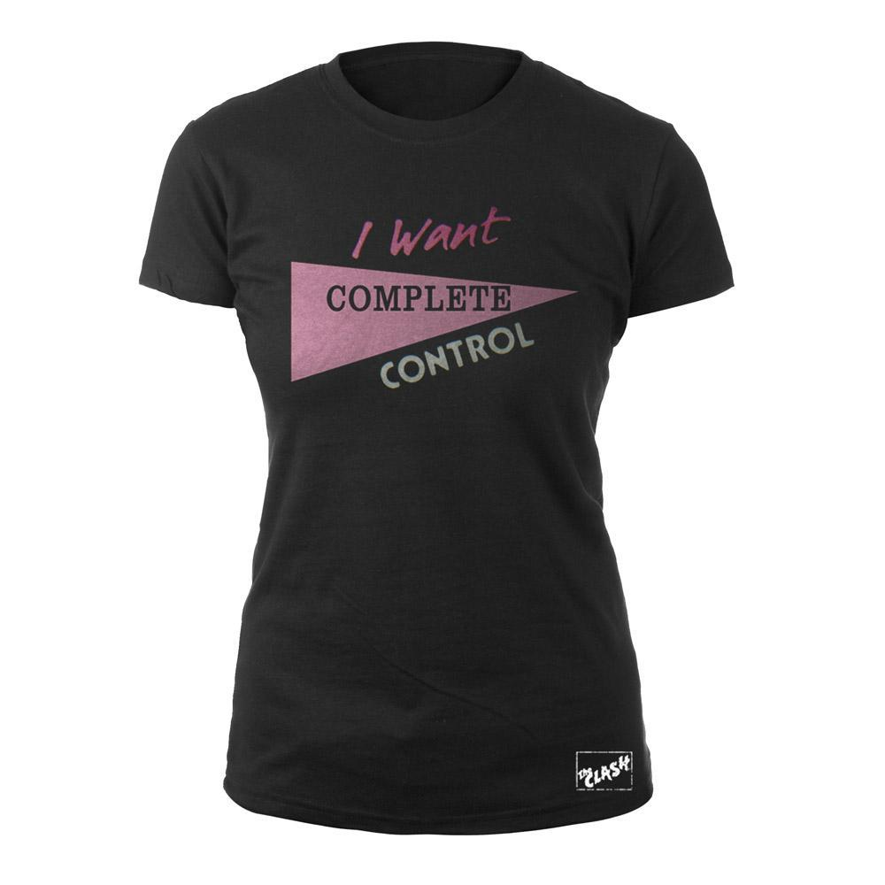 Black Market Clash - Complete Control Ladies T-Shirt