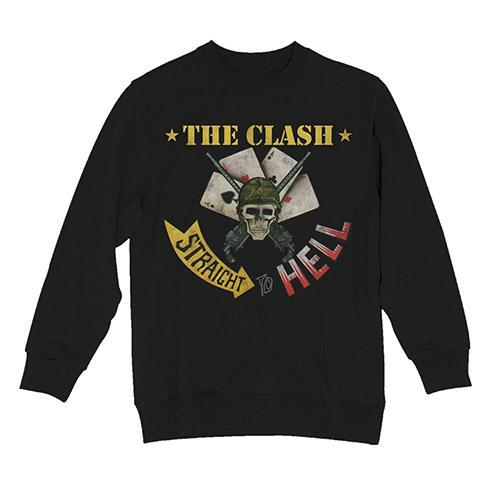 Black Market Clash - Straight To Hell Sweatshirt