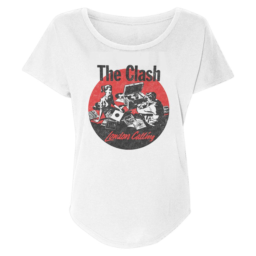 Black Market Clash - The Singles Ladies White T-Shirt