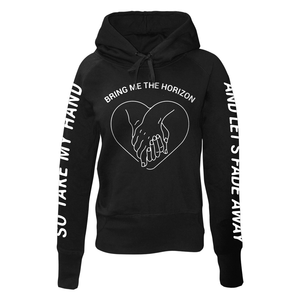 Bring Me the Horizon - Hands (Black) (Women's)